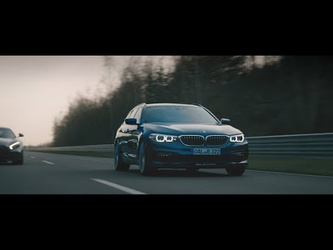 The fastest production Touring in the world is built in Bavaria - BMW ALPINA B5 Bi-Turbo Touring AWD