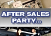 100x72 after sales party banner